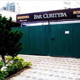 Bar Curityba paineis em relevo