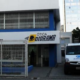 #fachada#diorama