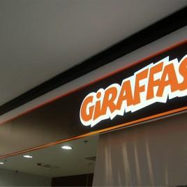 #fachada#giraffas